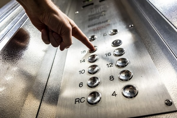 Things to Do When Trapped Inside a Lift