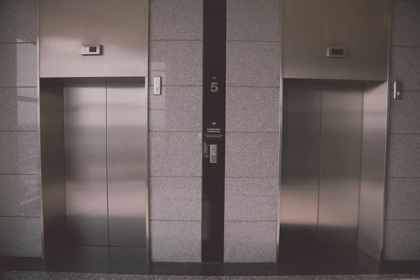 Various Types of Lifts Installed in The Building